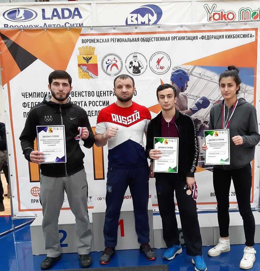 Ивановские спортсмены завоевали право на участие в Чемпионате и первенстве  России по кикбоксингу в дисциплине К-1